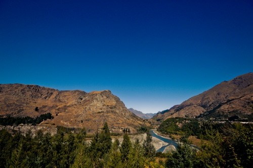 Queenstown, New Zealanc