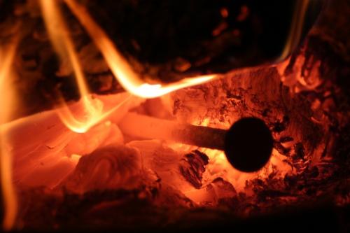 forging in heat